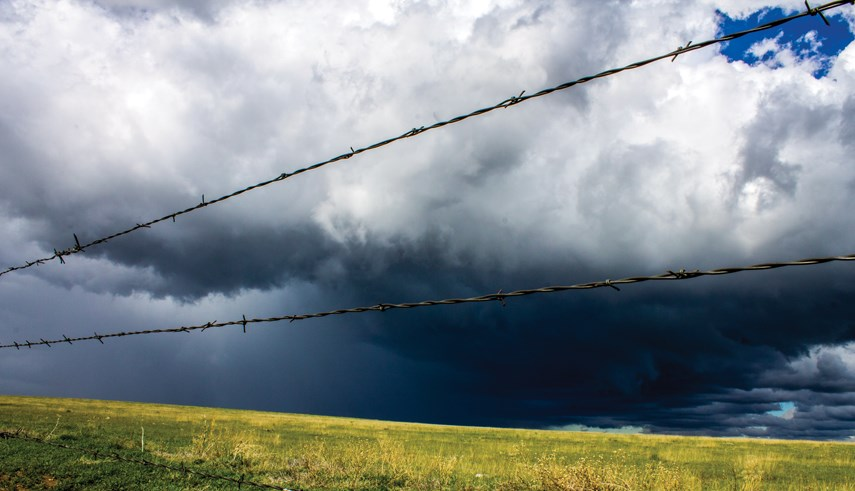 Eye in the storm - North Van woman chases tornados_9