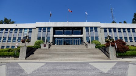 New Westminster city hall