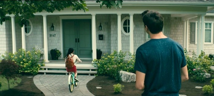 To All the Boys I've Loved Before Lara Jean bikes home