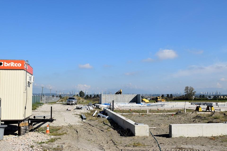 Greenhouse foundations