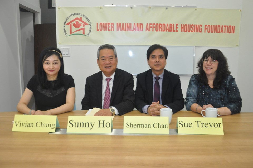 Lower Mainland Affordable Housing Foundation