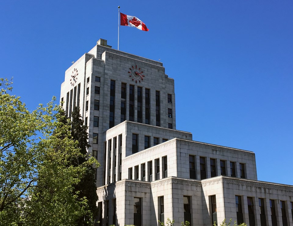 Voters will select one of 21 candidates running for mayor. Photo Dan Toulgoet