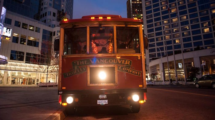 The Vancouver Haunted Trolley Company