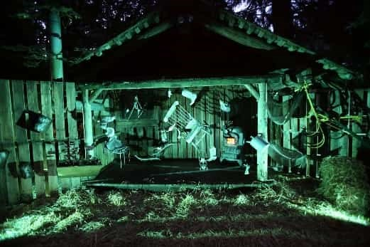 Stanley park ghost train / Facebook