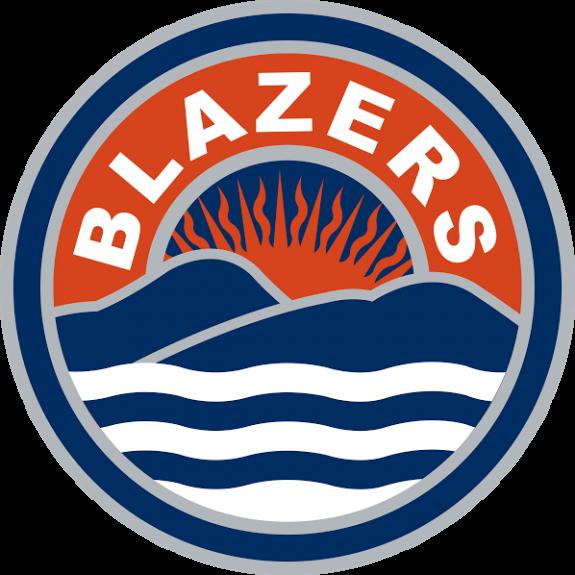 Kamloops Blazers logo