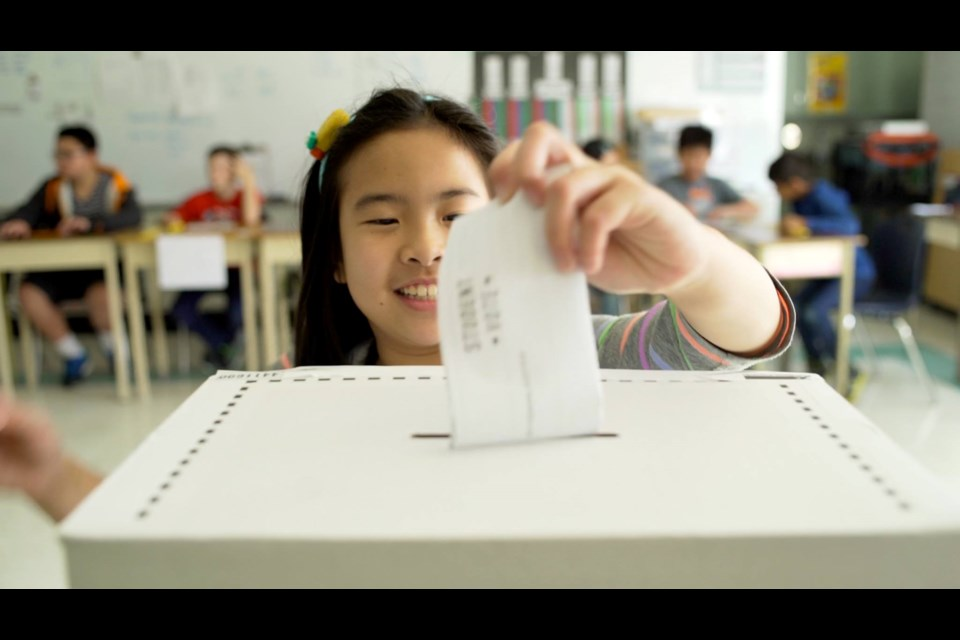 Photo: Student Vote/Facebook