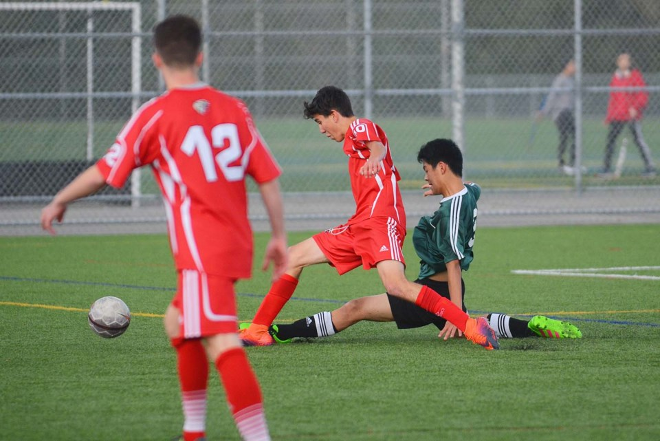Burnaby centralsoccer