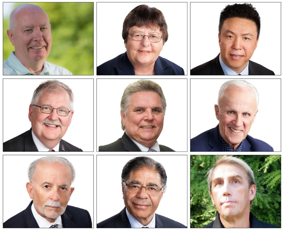 Burnaby council