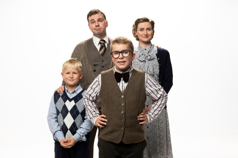 A Christmas Story, Align Entertainment