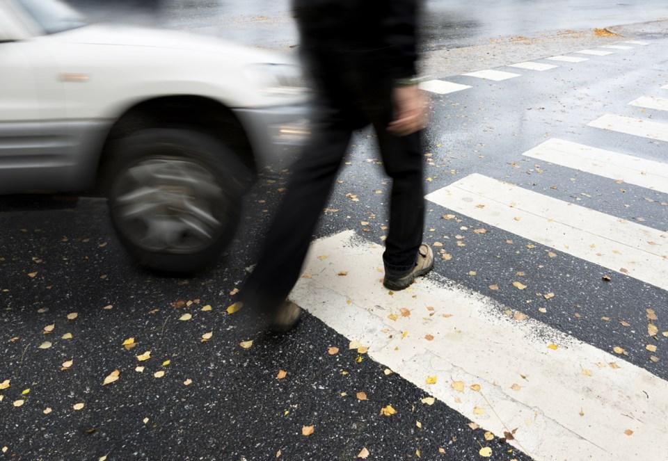 Pedestrian Communities on the Move