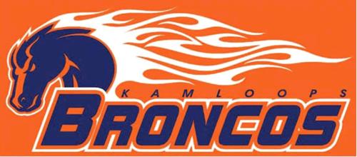 Kamloops Broncos logo