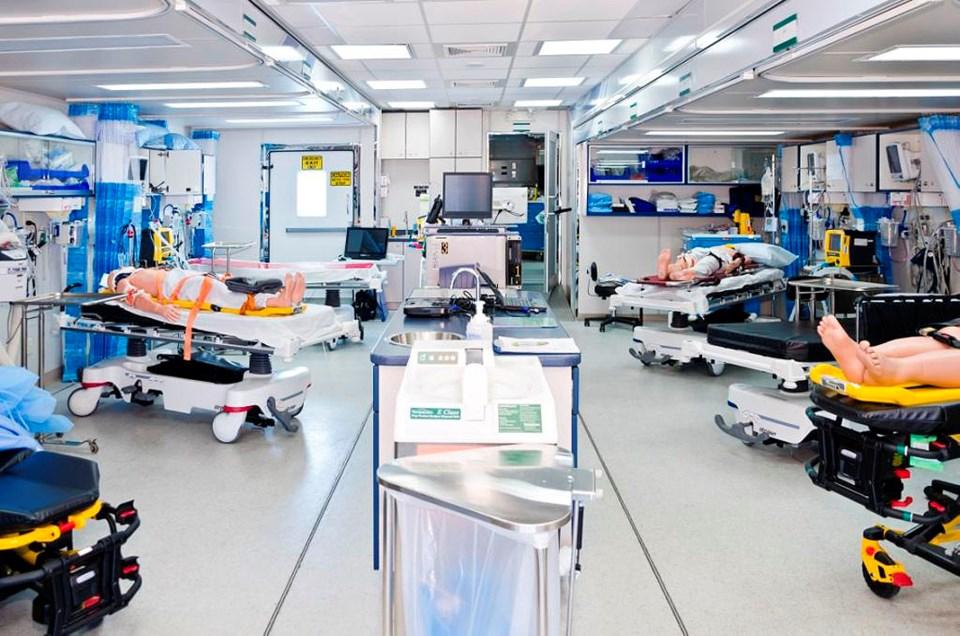 MMU at Delta Hospital
