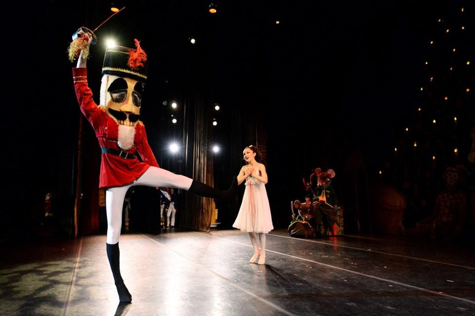 Royal City Youth Ballet, Nutcracker