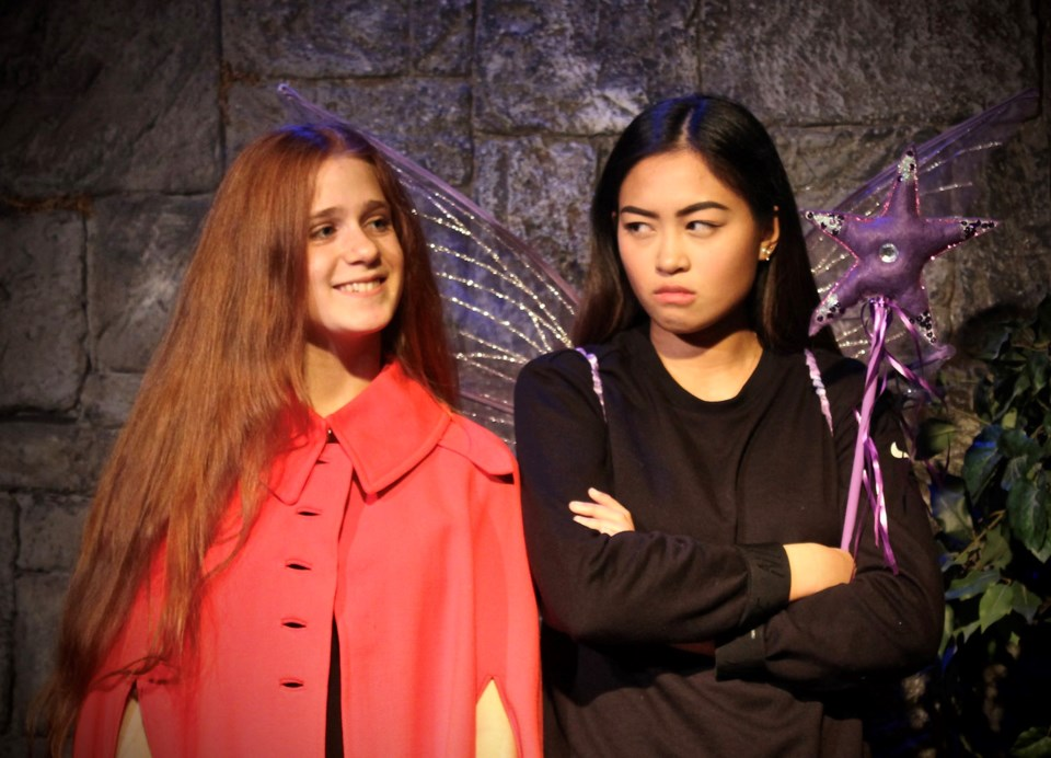 Little Red Riding Hood, Vagabond Players