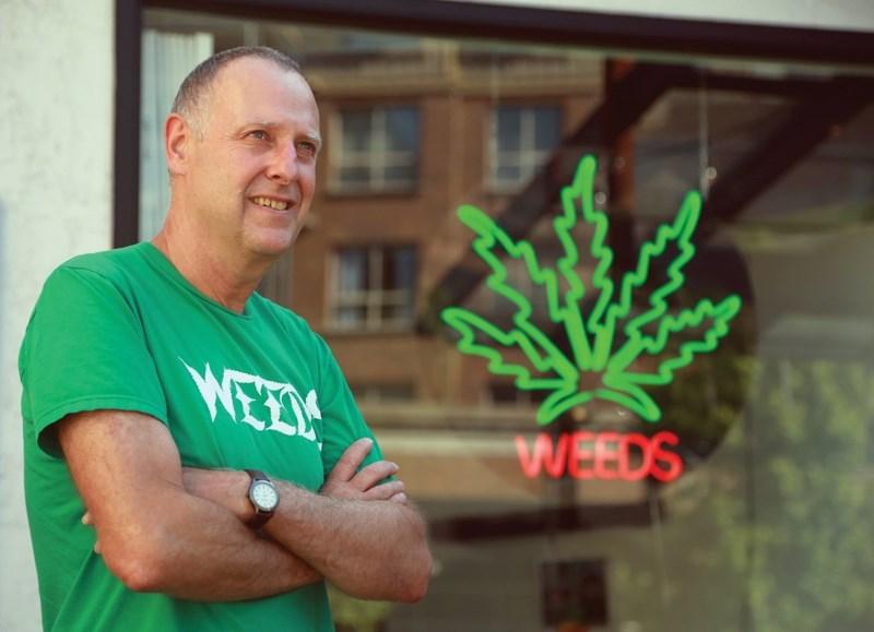Weeds Michael Wuest