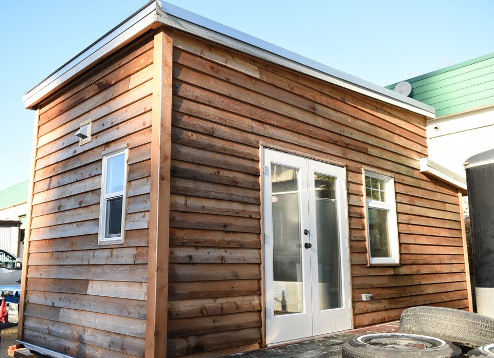 A recent conference organized by Small Housing BC touted the benefits of smaller homes. Photo Dan To
