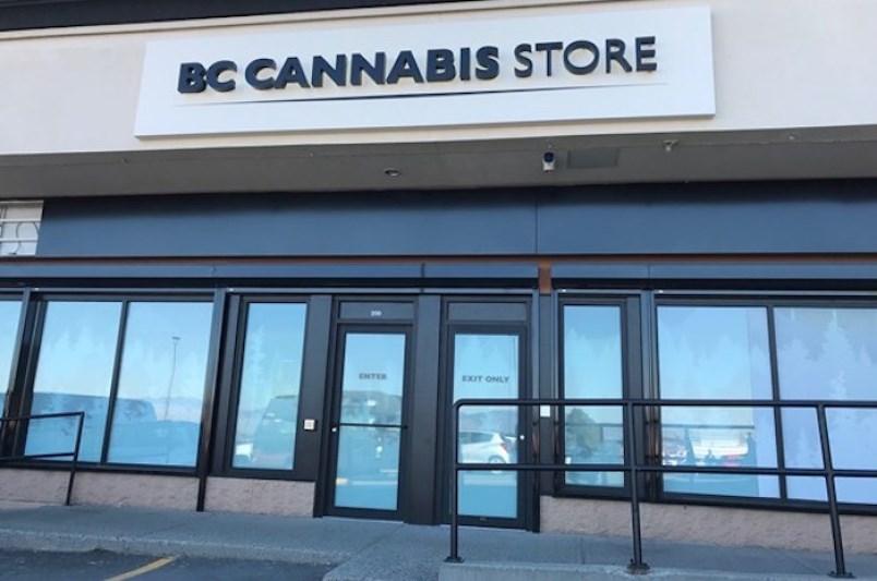 BC Cannabis Store
