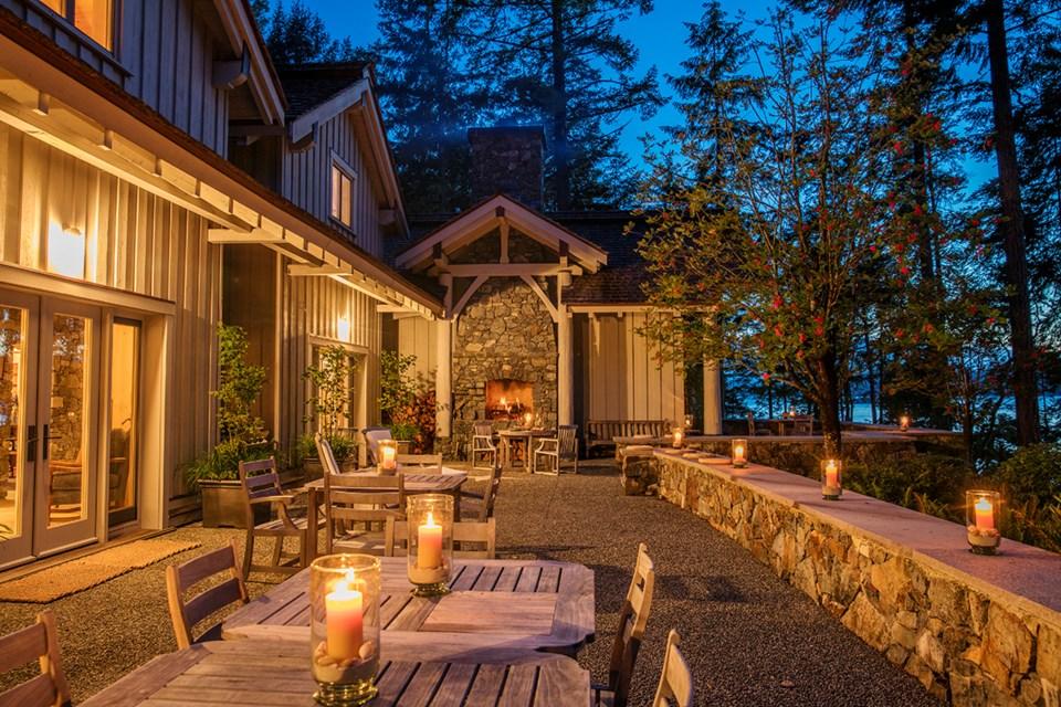 Subtle Islands house terrace