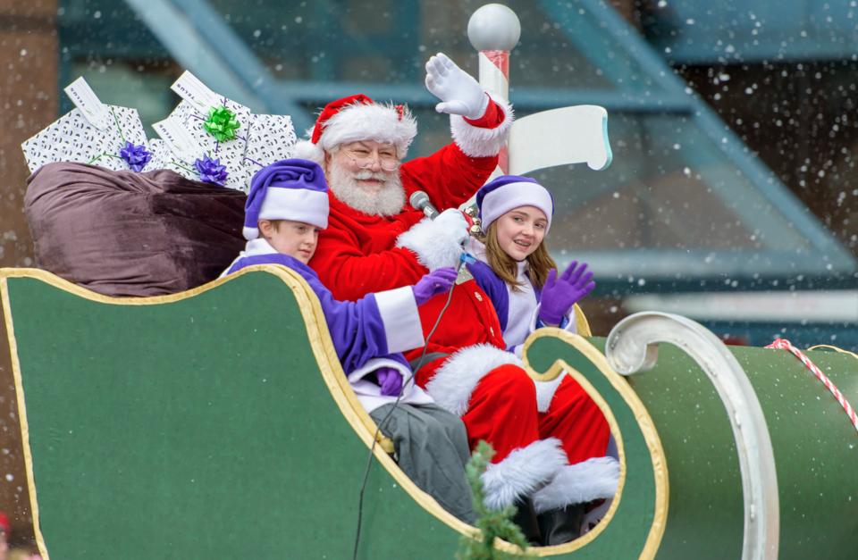 Telus Vancouver Christmas Parade