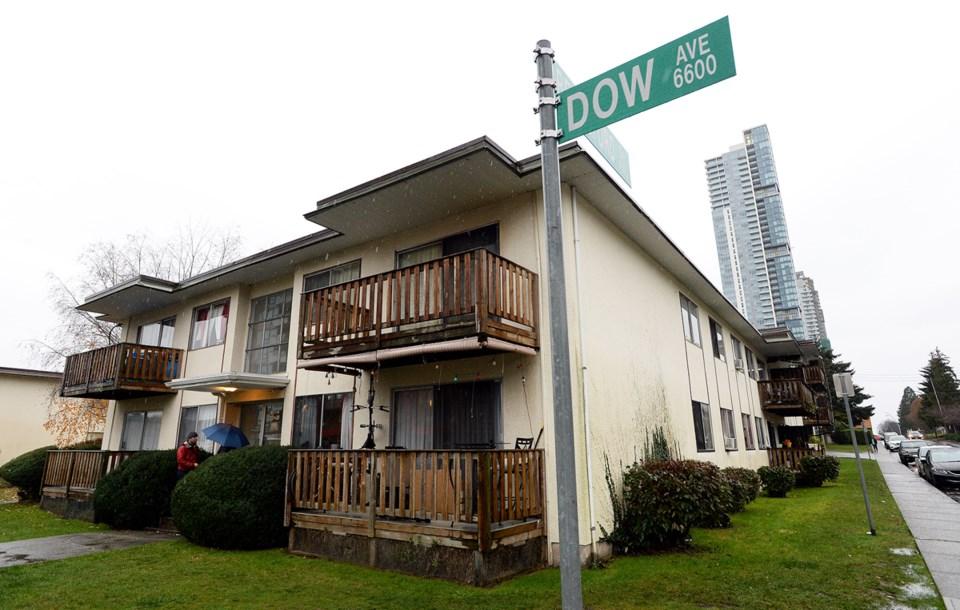 corner dow