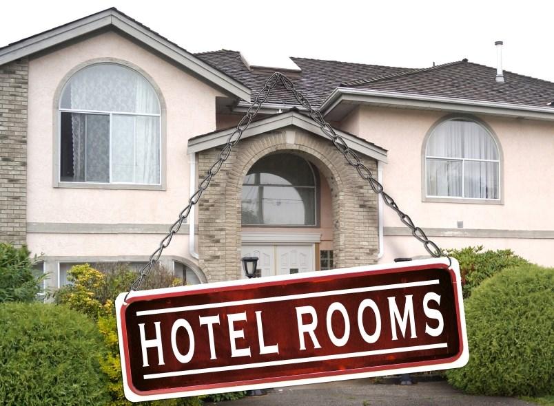 Illegal Hotel