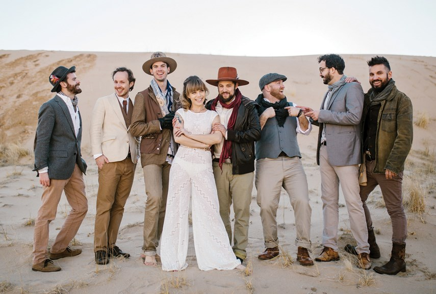 L.A.'s Dustbowl Revival will perform A Celebration of The Band at Kay Meek Arts Centre on Jan. 15 along with the Hot Club of Cowtown.