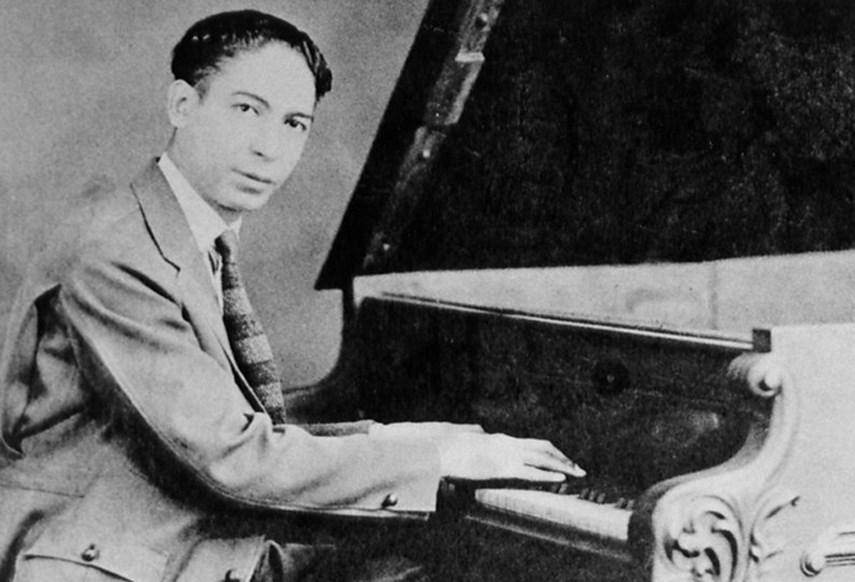 Jelly Roll Morton spent time in Vancouver while out on the West Coast in the early 1920s.