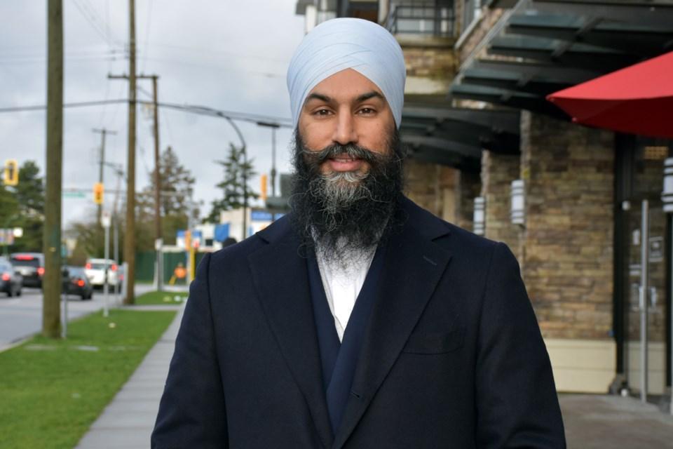 Singh portrait