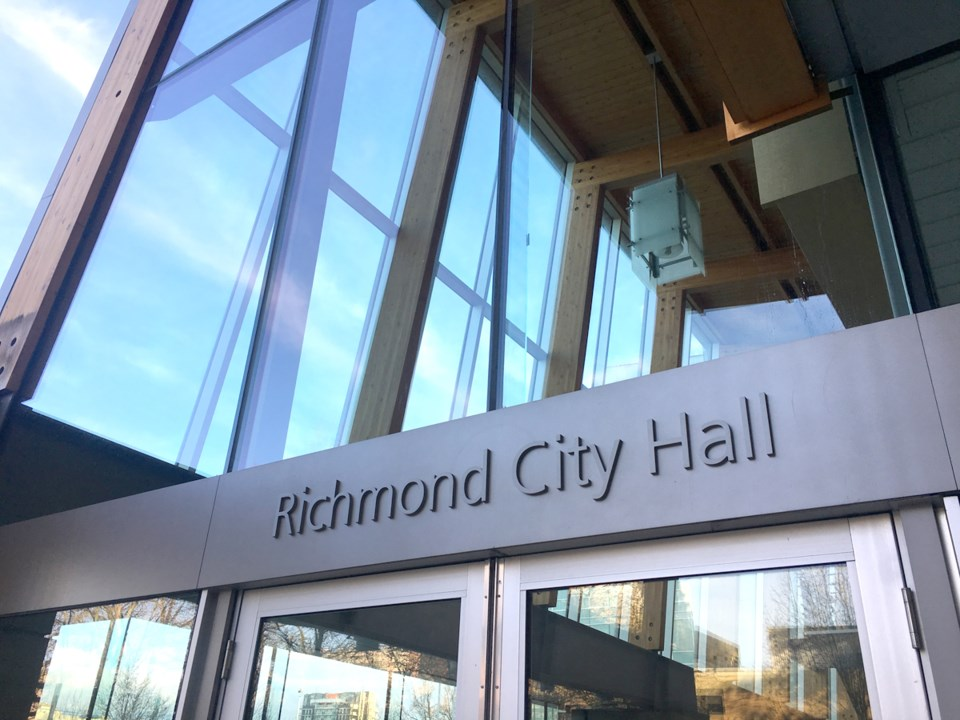 Richmond city hall