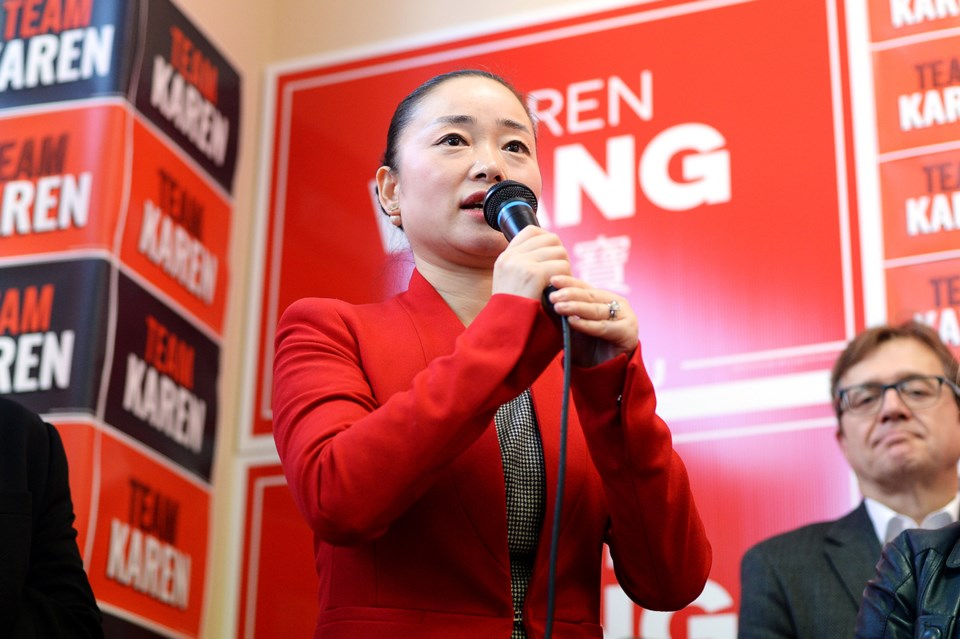 Wang launch
