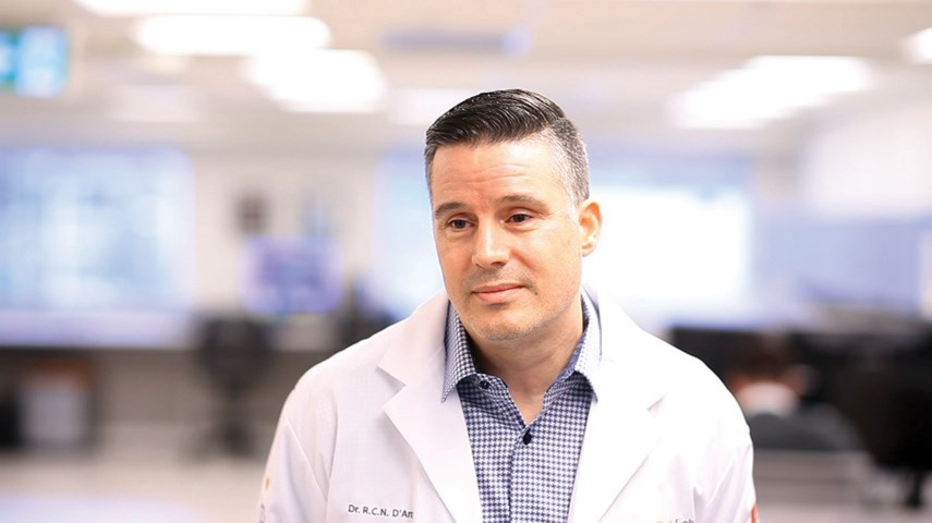 Dr. Ryan D'Arcy