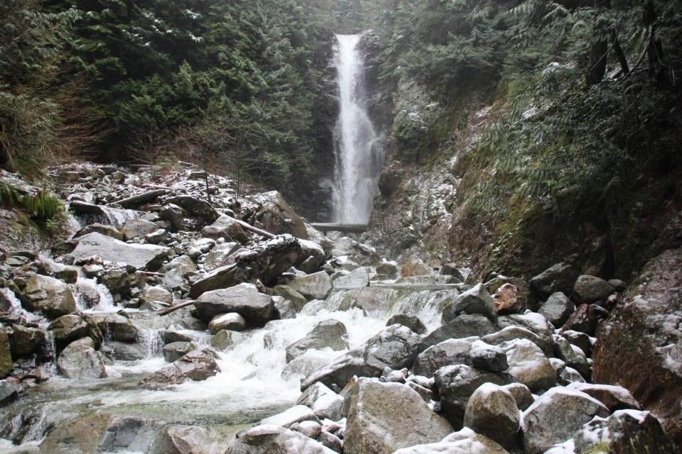 Norvan Falls