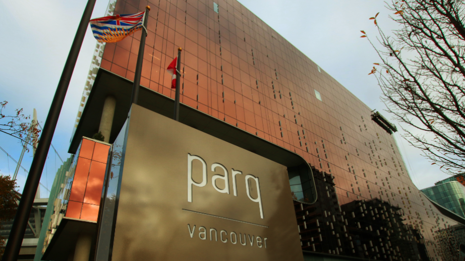Parq Vancouver opened in September 2017. Photo Chung Chow