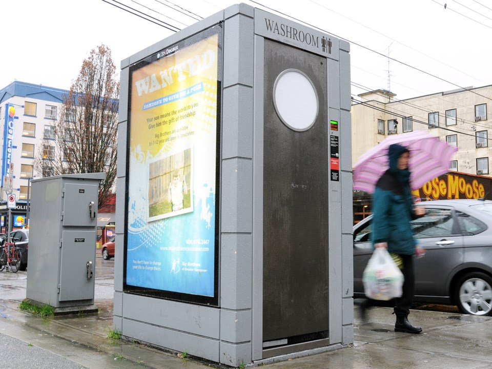 Columnist Michael Geller says public bathrooms are an amenity we all need, and the lack of them is t