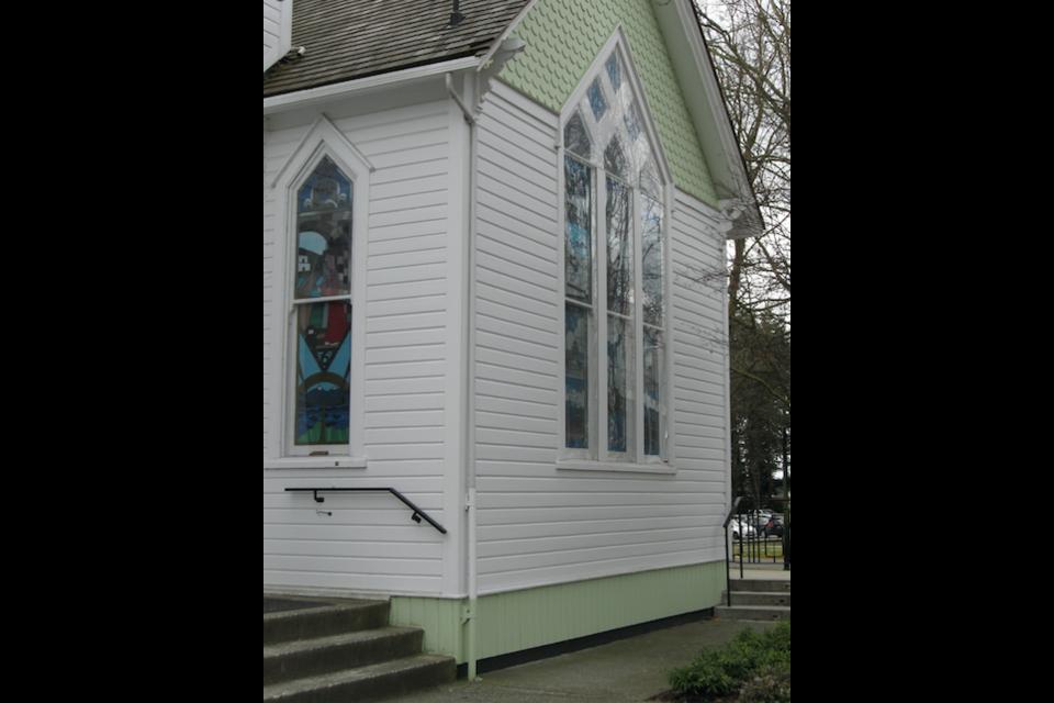 Minoru Chapel. Photo: S. Eiche