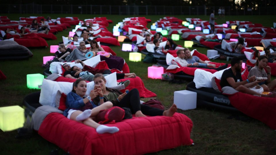 The Bed Cinema