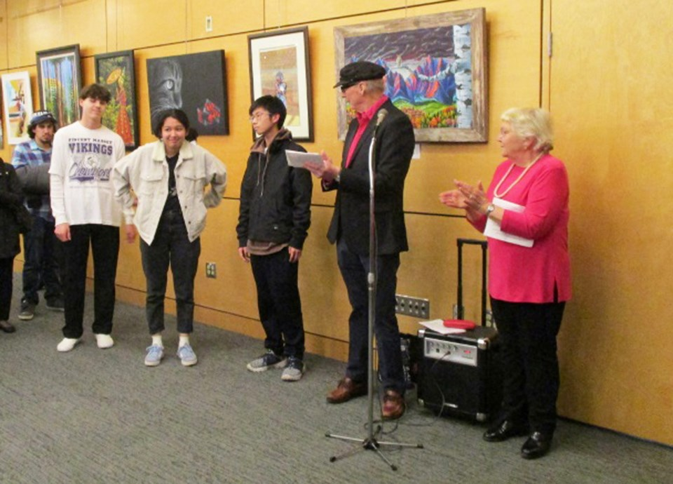 burnaby Artists Guild, awards