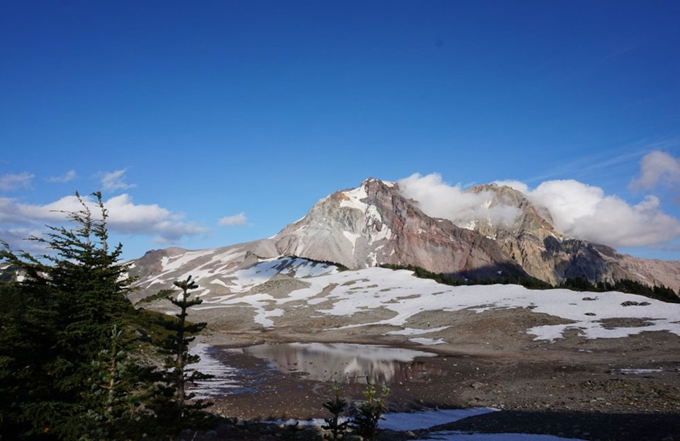 Wilderness lodge proposed for Brohm Ridge near Squamish
