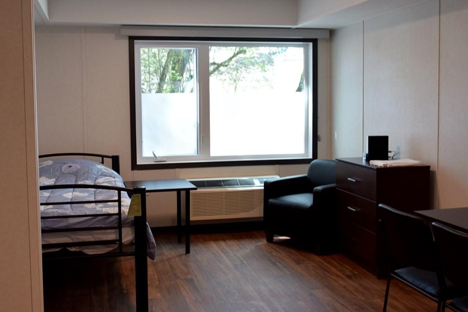 TMH room