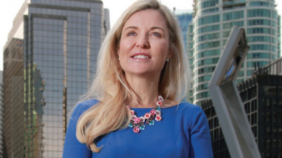 Inspired HR CEO Debby Carreau's firm manages human resources departments for more than 150 companies
