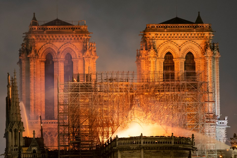 Last week's fire at Paris's Notre Dame Cathedral has given way to debate over how authentic the stru