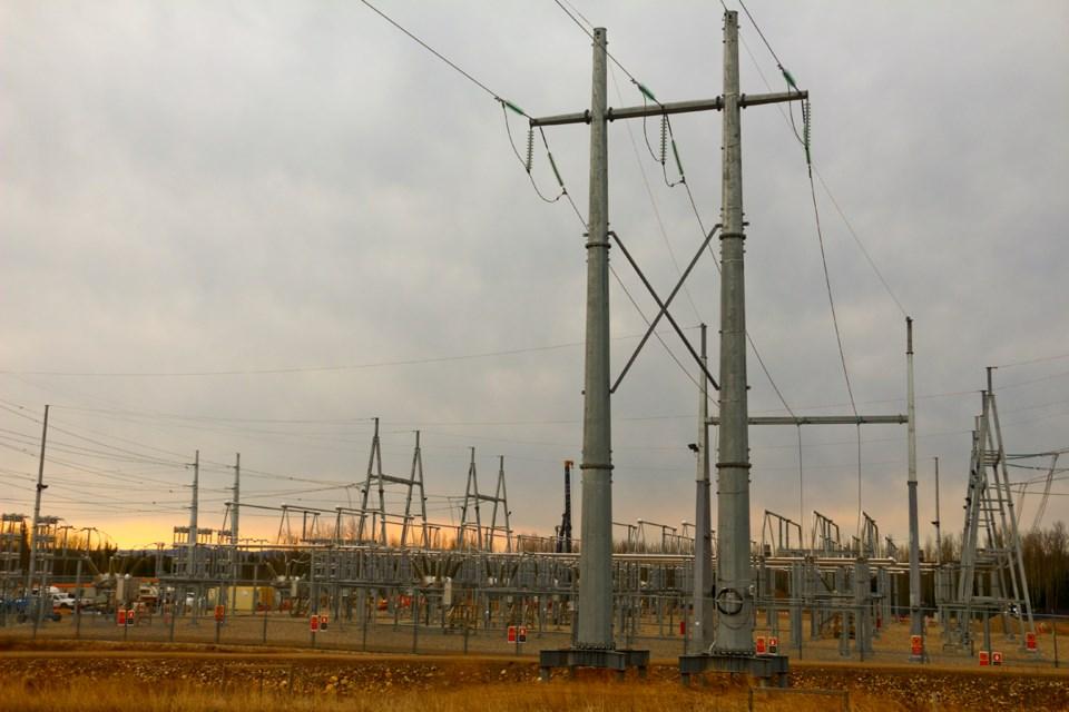 Groundbirch-substation