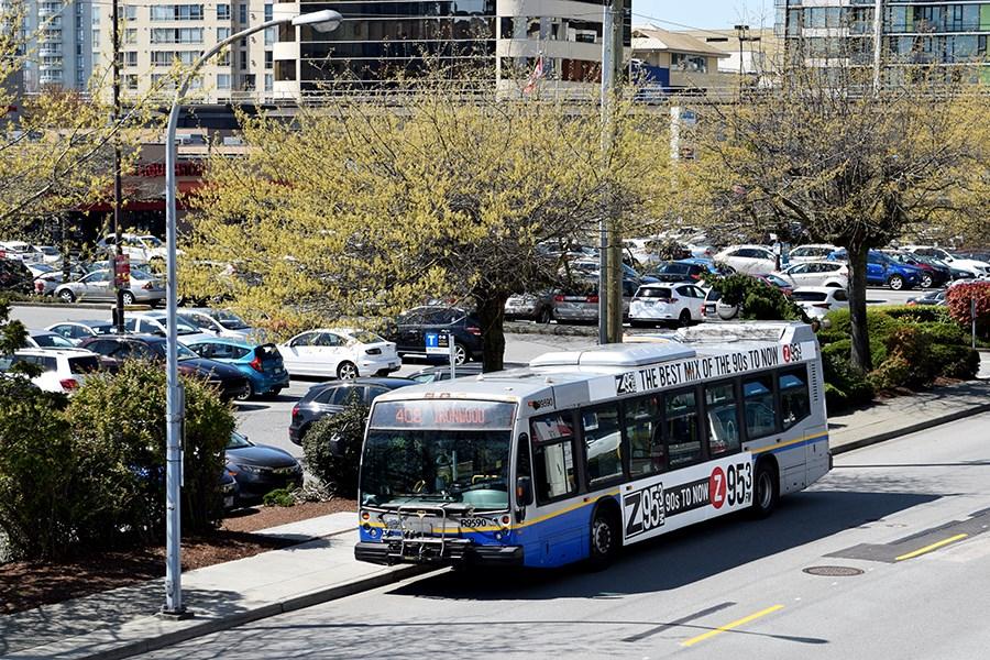 Bus Richmond