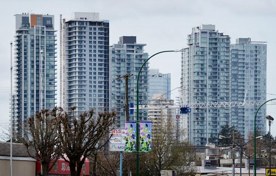 metrotown condos