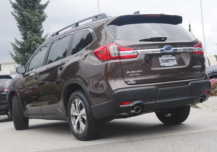 REVIEW: Subaru Ascent rising up sales charts_3