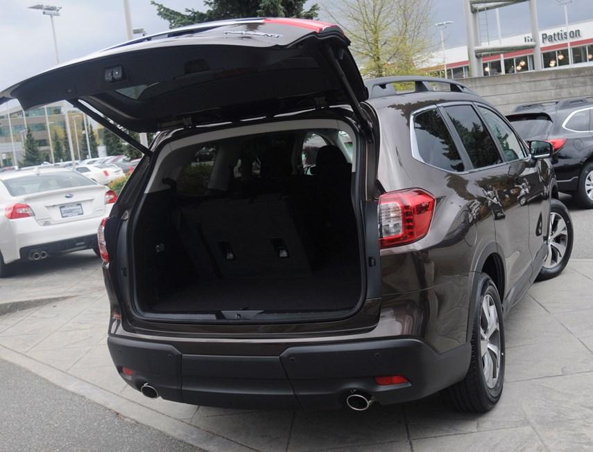 REVIEW: Subaru Ascent rising up sales charts_6