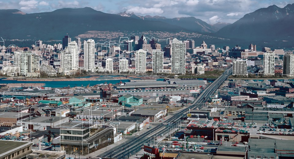 Vancouver's skyline has changed considerably since the 1960s, thanks in no small part to Cornelia Ha