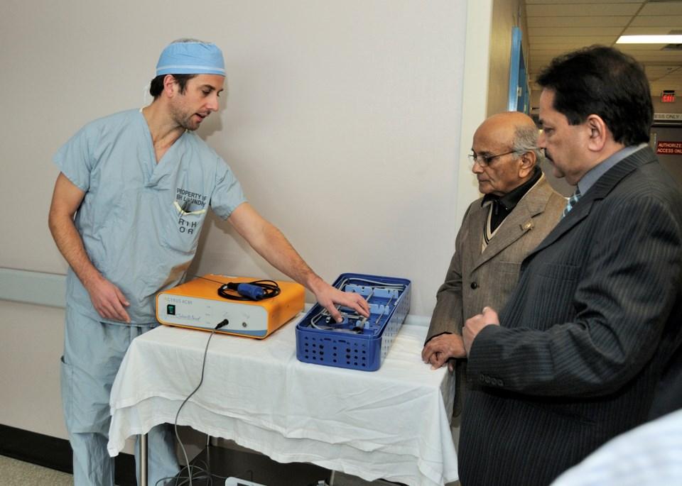 ICCHA Wish Fund Al Patel