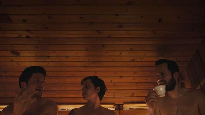 Nude sauna BC