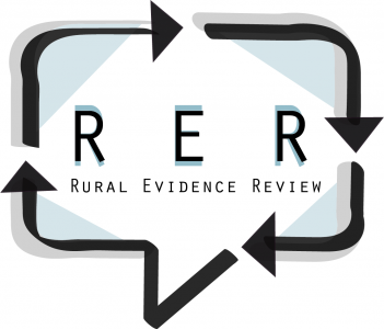 Rural Evidence Review